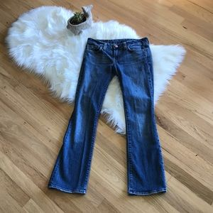 Lucky Lola boot bootcut medium wash jeans